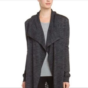 Theory Trincy C Waterfall Cardigan Size P